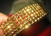 Cara Merawat Gelang Emas Mewah yang Wajib Anda Tahu